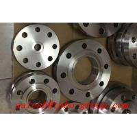 Buy cheap ASTM A312 UNS S30815 253MA Flange 8 Inch 300 BL Welding Neck Flange from wholesalers