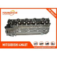 Buy cheap Complete Cylinder Head For MITSUBISHI   4M40T  Pajero 2.8TD  ME202620  ME193804   AMC 908514 product