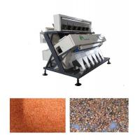 Buy cheap High Efficient Red Bean Sorting Machine , CCD Colour Sorter Machine from wholesalers