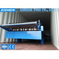Buy cheap COMFLOR Floor Deck Roll Forming Machine with 26 Stations for Construction product
