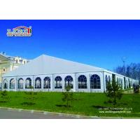 Buy cheap 2000 sqm Special Outdoor Exhibition Tents Exhibition Booth With PVC Sidewall from wholesalers
