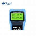 Buy cheap Portable Handheld Digital Ultrasonic Liquid Flow Meter Battery Powered Light Weight from wholesalers