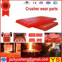 construction aggregates crusher spares, sand crusher spares, aggregates crusher spares