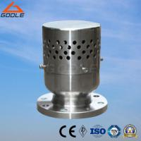 Buy cheap Vacuum Negative Pressure Safety Valve (A72W-10P/R) Vacuum Breaker from wholesalers
