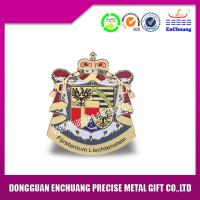 Buy cheap Customized metal stamping with paint with epoxy metal badge MB-0901 from wholesalers