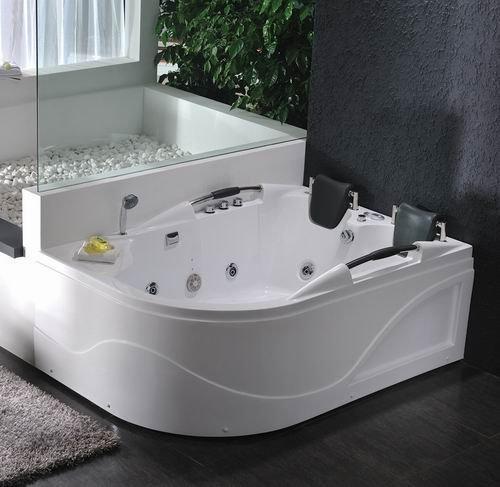 2 Person Whirlpool Massage Bath Tub