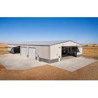 Buy cheap Painted Prefabricated Steel Structure Construction Warehouse with CE Certificate from wholesalers