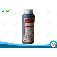 Buy cheap Continuous Inkjet Pigment Ink Coding And Marking Industry Ethanol Base from wholesalers
