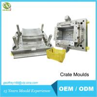 Buy cheap crate moulds 002 from wholesalers