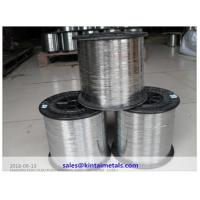 Buy cheap 0.64mm galvanized stitching wire for book staples from wholesalers