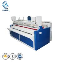 Buy cheap China product Jumbo Roll Toilet Tissue Paper Punching Rewinding Machine Hot sale from wholesalers
