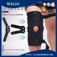 Buy cheap Neoprene Adjustable Hinged Knee Support Brace Patella Strap Pain Relief from wholesalers