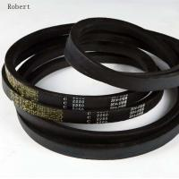Buy cheap High Temperature Rubber V Timing Belts , Power Transmission Machine Drive Belts from wholesalers