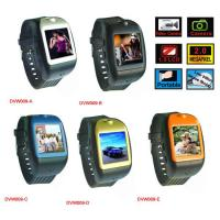 Buy cheap 2.0 Mage Pixel Camera MP4 Player Watch DVW009 with Function of Vedio Recording from wholesalers