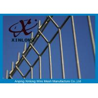Buy cheap Rot Proof Curved Vinyl Coated Welded Wire Mesh , Yard Guard Bent Decorative Fence Mesh from wholesalers