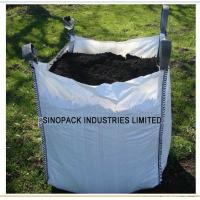 Buy cheap Standard U-panel 1.5 ton Big Bag FIBC with open top for construction product