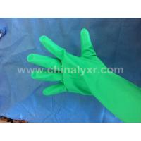 Buy cheap Rubber Yellow Househould Latex Gloves from wholesalers