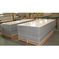 Buy cheap Inside Diameter 505mm Polished Aluminium Sheet , Aluminium Alloy Plate Material from wholesalers