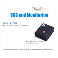 Buy cheap RF-V6+, real time tracker & alarm SOS alarm voice monitoring from wholesalers