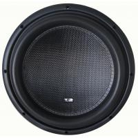 Buy cheap Deep bass High performance Competition Car Subwoofers , RMS 2000W 12 Inch  Subwoofer from wholesalers
