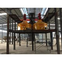 Buy cheap Panels Planetary Cement Mixer Precast Ready Mix Foam Concrete Mixing PMC 100L from wholesalers