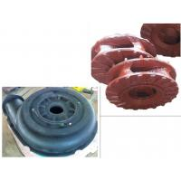 China Iron Casting Sand Suction Pump , Sand Transfer Pump OEM / ODM Acceptable on sale