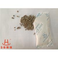 Buy cheap Chemical Auxiliary Agent Mineral Desiccant Adsorbent Type Cargo Protector from wholesalers