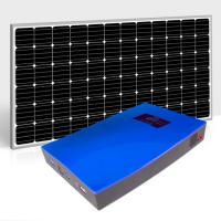 Buy cheap LiFePo4 Battery Off Grid Solar System MPPT Controller Powerwall For Home / from wholesalers