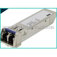 Buy cheap 8.5dB Power Budget Mini GBIC SFP Transceiver SX Multi-Mode 550m 622M Data Rate from wholesalers