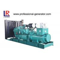 Buy cheap 800KW 3 Phase Open Diesel 24V DC Generator Water Cooling Precise Electrical Governor System from wholesalers