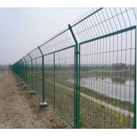 Buy cheap Anodised Aluminum TOP VIP 0.1 USD Metal Wire Fence Panels For Commerial And Industrial from wholesalers