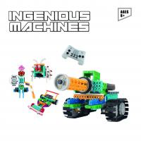 Buy cheap Robotic Kit For Kids –237PCS Ingenious Machines Remote Control Building Kits For Kids – Awesome Fun Build Your Own Robot from wholesalers