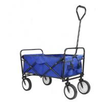Buy cheap Commercial Metal Collapsible Folding Camping Cart Waterproof  Canvas Fabric from wholesalers