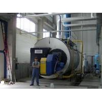 Buy cheap convenient adjustment heat evenly Horizontal organic Coal Fired Natural Gas Steam Boiler from wholesalers