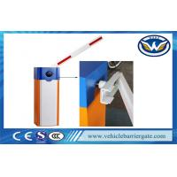 Buy cheap RFID Vehicle Barrier Gate , Boom Automatic Vehicle Gates For Car Parking System from wholesalers