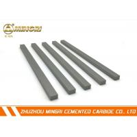 Buy cheap High Wear Resistance Tungsten Carbide Strip For Machining Dry Wood / Soft Wood from wholesalers