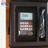 Buy cheap Small Ultrasonic Thickness Measurement Gauge With Data Memory High Evaluation Hundreds Of Dollars from wholesalers