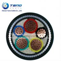 Buy cheap TANO CABLE Factory direct supply Low Voltage Multicore power cable XLPE Insulated SWA armoured Power Cable from wholesalers