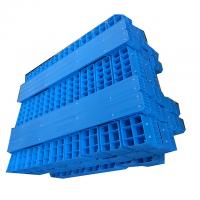 Buy cheap Heavy duty virgin hdpe cheap plastic pallet racking perforated pallet from wholesalers