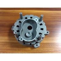 Buy cheap Shot Blasting / Painting Aluminum Alloy ADC12 Electric Motor Housing , 0.02mm Tolerance from wholesalers