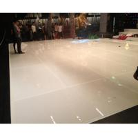 Buy cheap 18mm Plywood dance floors floor finish materials cheap dance floor for sale from wholesalers