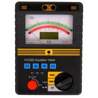 Buy cheap Professional Digital Megger Tester Insulation Resistance Test Meter Simple Operation from wholesalers