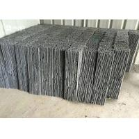 Buy cheap Grey Slate Cultured Stone Decorative Building Materials For Wall Covering / Drain Board from wholesalers