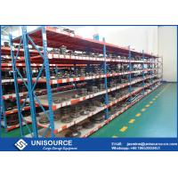 Buy cheap Free Sample Longspan Shelving Units Easy To Dismantle / Assemble RMI Standards from wholesalers