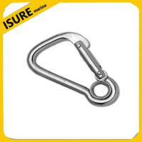 Buy cheap Mini Carabiner Snap Spring Clips Hook Keychain EDC Survival Tool from wholesalers