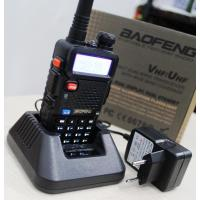 Buy cheap baofeng uv5r dual band two way radio vhf/uhf transceiver from wholesalers