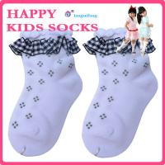 Buy cheap teen child socks ,child tube sock,lace pattern socks from wholesalers