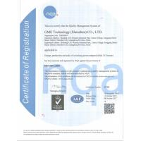Gme Technology Co., Ltd. Certifications