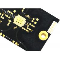 Buy cheap Fr4 High TG 170 Rigid PCB Board Prototype With 2U Gold Plating Surface Finish from wholesalers