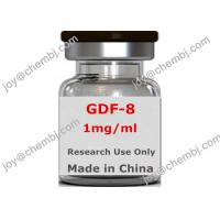 Buy cheap Powder 85% Myostatin GDF -8 Propeptide 1mg Better Muscle and Bone from wholesalers